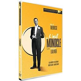 L'oeil du monocle, Dvd