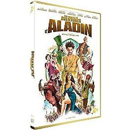 Les nouvelles aventures d'Aladin, Dvd