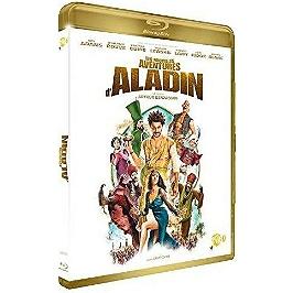 Les nouvelles aventures d'Aladin, Blu-ray