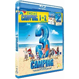 Camping 3, édition spéciale, Blu-ray