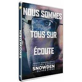 Snowden, Dvd