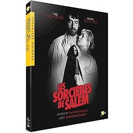 Les sorcières de Salem, Blu-ray