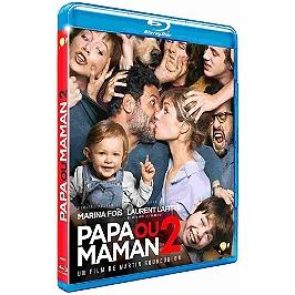 Papa ou maman 2, Blu-ray