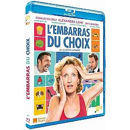 L'embarras du choix, Blu-ray