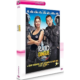 RAID dingue, Dvd