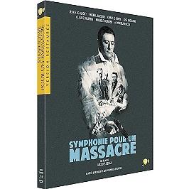 Symphonie pour un massacre, Edition limitée Blu-ray + dvd, Blu-ray