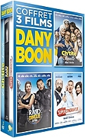 Coffret Dany Boon 3 films : la ch'tite famille ; raid dingue ; supercondriaque en Dvd