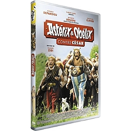 Asterix et obelix contre César, Dvd