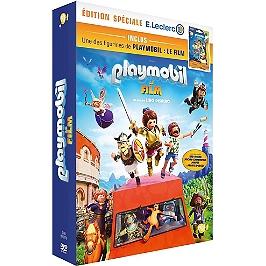 Playmobil, le film - DVD + 1 figurine (12 figurines aléatoires), édition spéciale E. Leclerc, Dvd