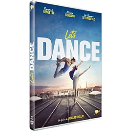 Let's dance, Dvd