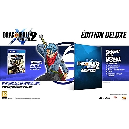 Dragon ball xenoverse 2 - édition deluxe - Exclusivité Leclerc (PS4)