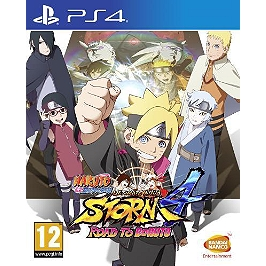 Naruto Shippuden : ultimate ninja storm 4 - road to Boruto (PS4)