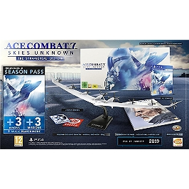 Ace combat 7: skies unknown - Collector (PS4)