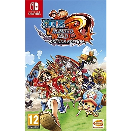 One Piece: unlimited world red - édition deluxe (SWITCH)