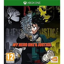 My hero one's justice (XBOXONE)