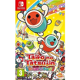 Taiko no tatsujin : drum & fun (SWITCH)