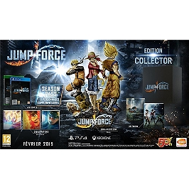 Jump force - édition collector (PS4)