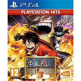One piece pirate warriors 3 - PLAYSTATION HITS (PS4)