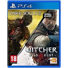 Dark souls III + the witcher 3 wild hunt compilation (PS4)