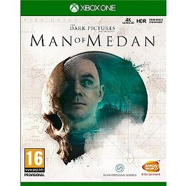 The dark pictures - man of medan (XBOXONE)