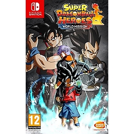 Super dragon ball heroes world mission (SWITCH)