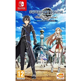 Sword art online : hollow realization - édition deluxe (SWITCH)