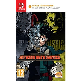 My hero's one justice (SWITCH)