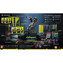 Cyberpunk 2077 - édition collector (PS4)