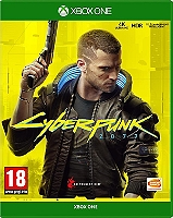 Cyberpunk 2077 - édition day one (XBOXONE)