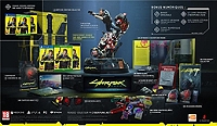 Cyberpunk 2077 - édition collector (XBOXONE)