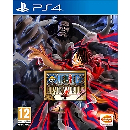 One piece : pirate warriors 4 (PS4)