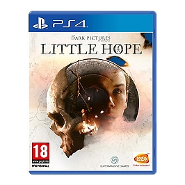 The Dark Pictures : Little Hope (PS4)