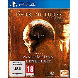 The Dark Pictures : Volume 1 - deluxe (PS4)