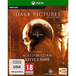 The Dark Pictures : Volume 1 - deluxe (XBOXONE)