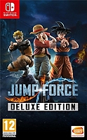 Jump force - édition deluxe (SWITCH)
