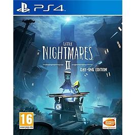 Little Nightmares II - day one (PS4)