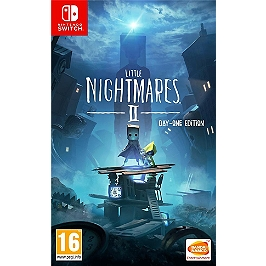 Little Nightmares II - day one (SWITCH)