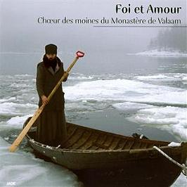 Amour et foi, CD