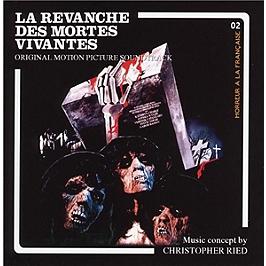 La revanche des mortes vivantes (bof), Edition limitée à 500 exemplaires. Bof., CD