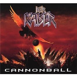 Cannonball, CD Digipack