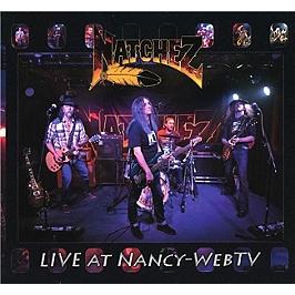 Live at Nancy Web TV, CD Digipack