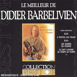 Didier Barbelivien Chante - Ils Chantent Didier Barbelivien, CD
