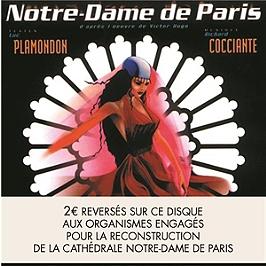 Notre Dame de Paris, CD