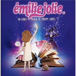Emilie Jolie (édition 2017), CD