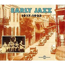 Early jazz (1917-1923), CD + Box