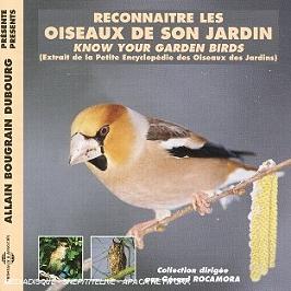 Reconnaitre Les Oiseaux De Son Jardin, CD