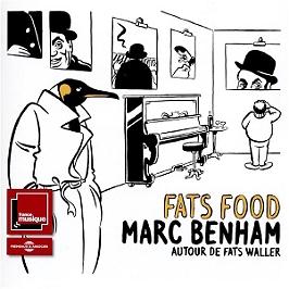 Fats food-autour de Fats Waller, CD