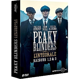 Coffret peaky blinders, saisons 1 à 3, Dvd