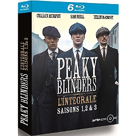 Coffret peaky blinders, saisons 1 à 3, Blu-ray