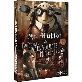 Mr Hublot et les fantastiques livres volants, Dvd
